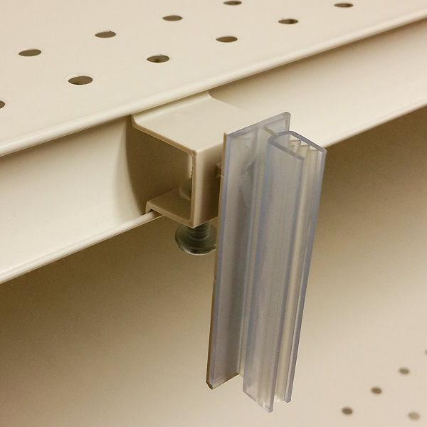 Heavy Duty Shelf Clip